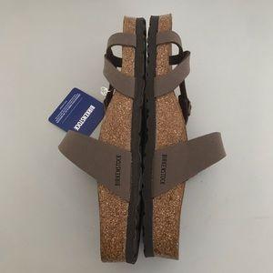 Birkenstock Shoes - Birkenstock Mayari Sandal Size 39 M Brown Mocha